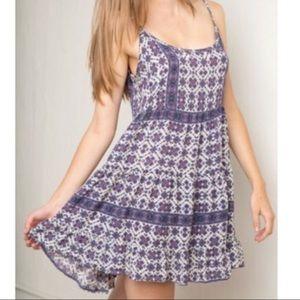 Brandy Melville boho dress